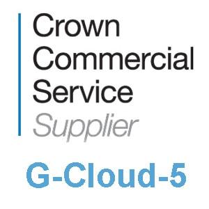 G-Cloud-5 Supplier Logo